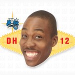 Dwight Howard Sticker Dunk