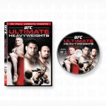 UFC Ultimate Heavyweights DVD